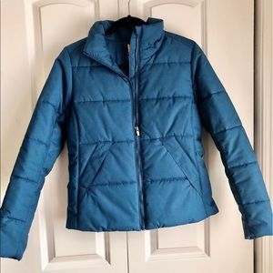 LUCY  Sport Blue Jacket
